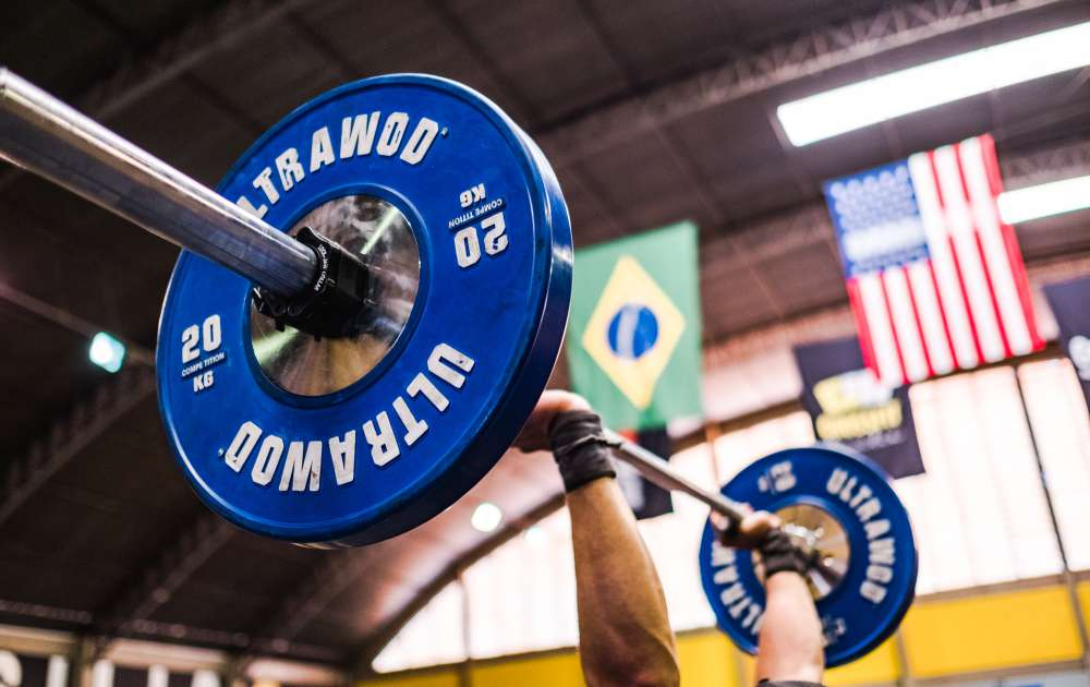 Barra Olimpica UltraWod Pro Series  - ULTRAWOD