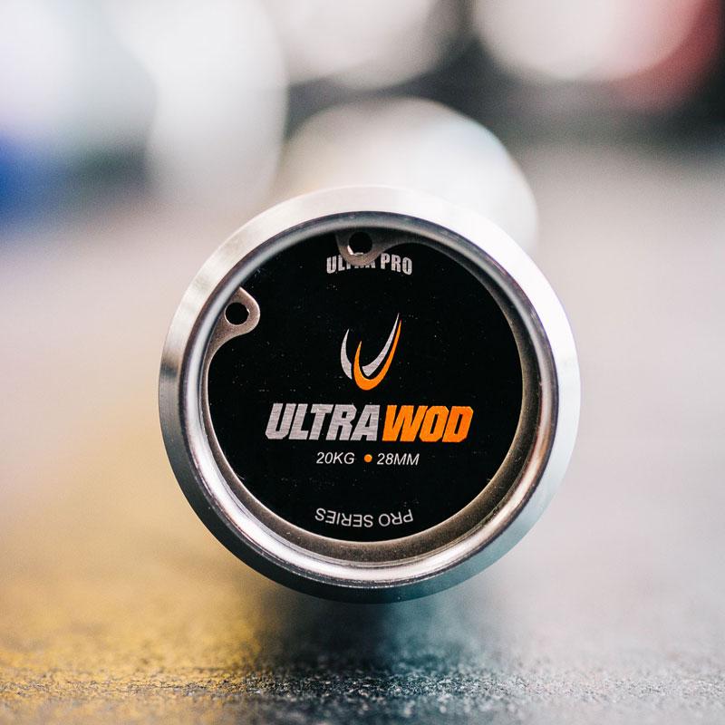 Barra Olimpica 20kg UltraWod Pro Series Masculino