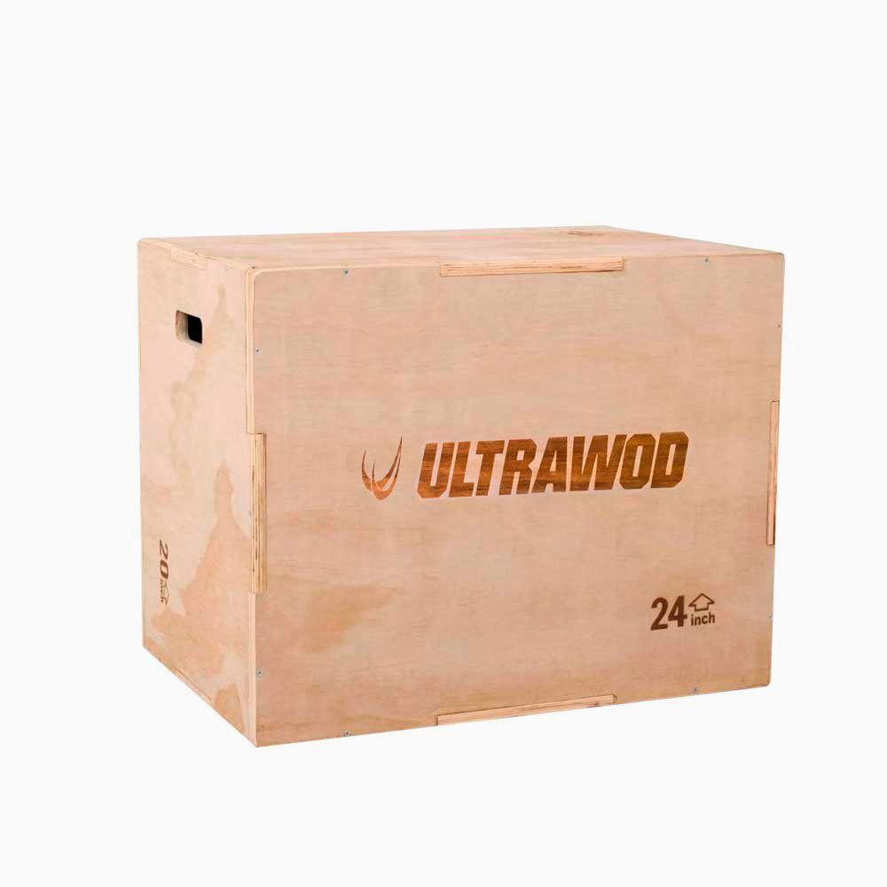 Caixa de Salto Jump Box UltraWod