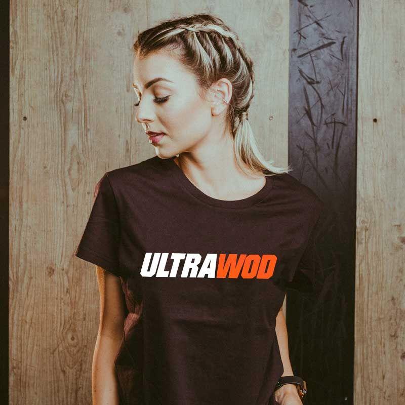 Camiseta UltraWod Classica Feminina