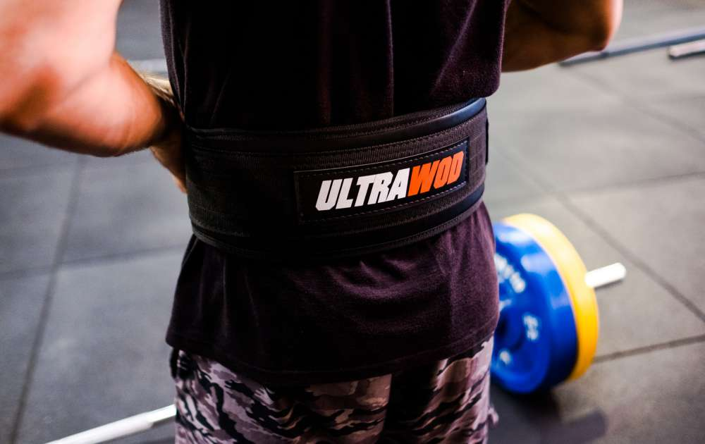 Cinto de Levantamento de Peso UltraWod  - ULTRAWOD