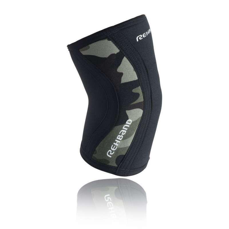 Cotoveleira Rehband 5mm Camuflada - Unidade