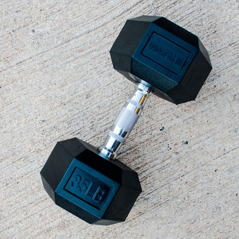 Dumbbell UltraWod 35LB