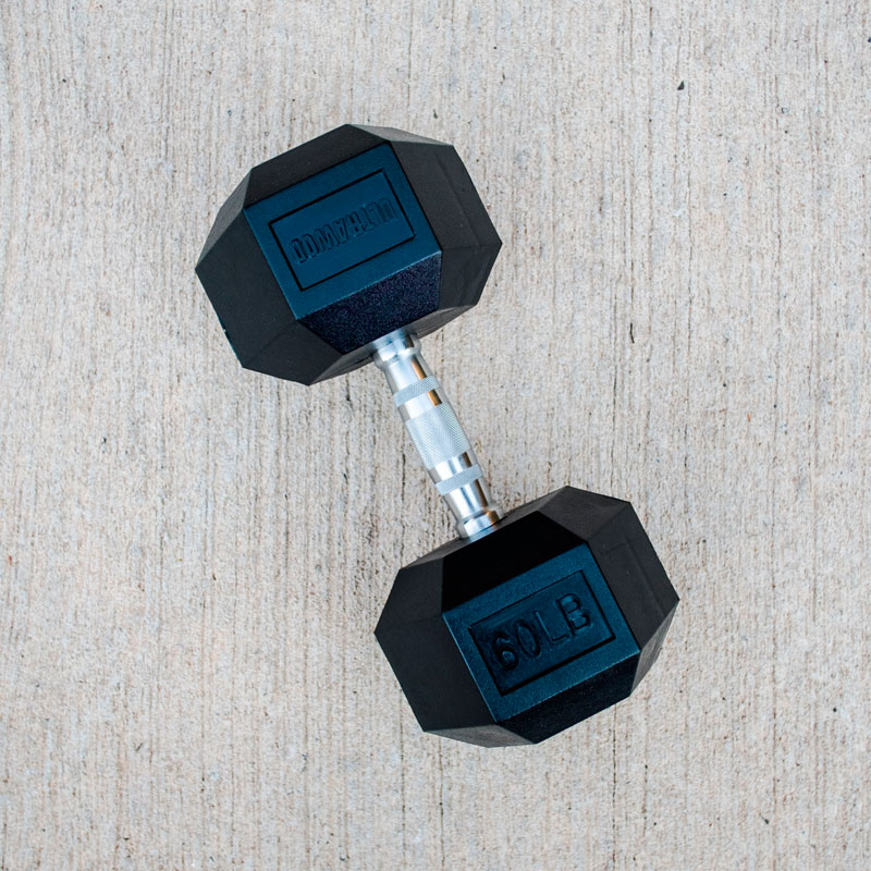 Dumbbell UltraWod 60lb