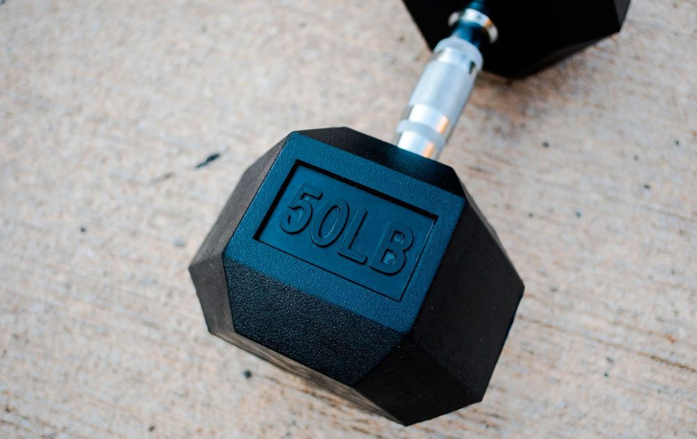 Dumbbells UltraWod  - ULTRAWOD