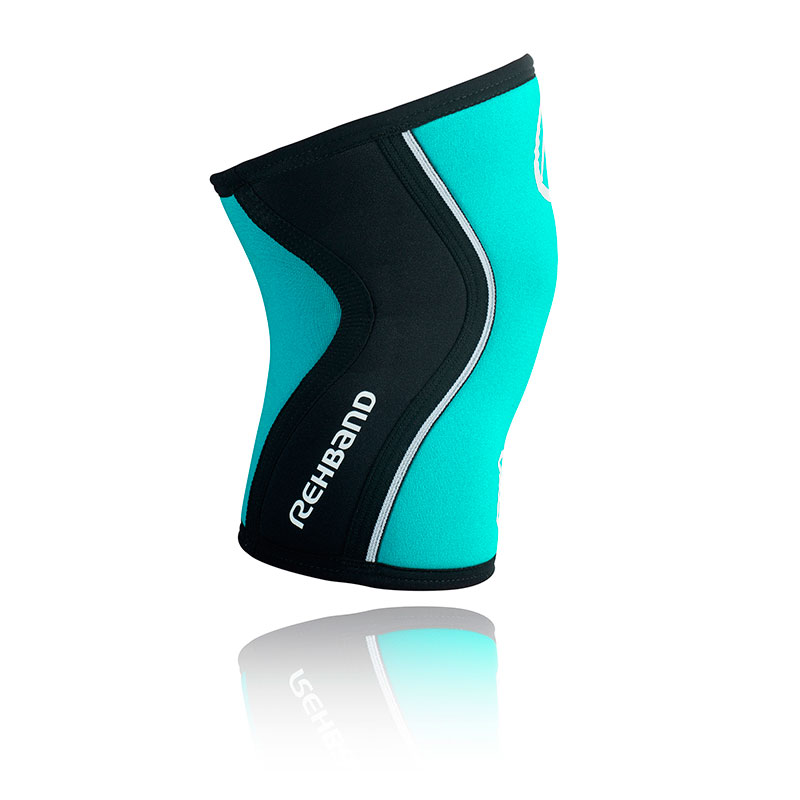 Joelheira Rehband 5mm Verde Água CrossFit Games 2015 - Unidade  - ULTRAWOD