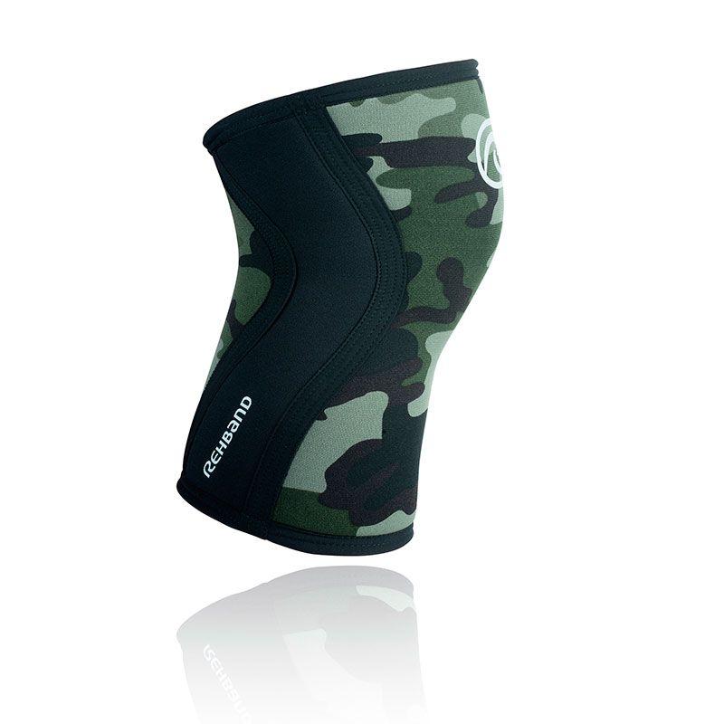 Joelheira Rehband 5mm Camuflada - Unidade  - ULTRAWOD