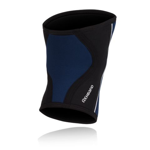 Joelheira Rehband 5mm Azul Marinho - Unidade  - ULTRAWOD