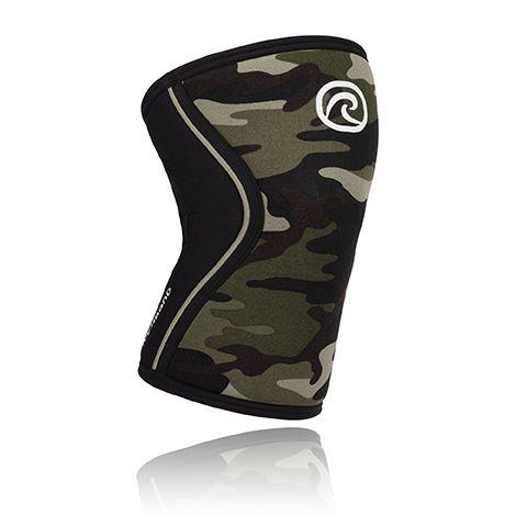 Joelheira Rehband 7mm Camuflada - Unidade  - ULTRAWOD