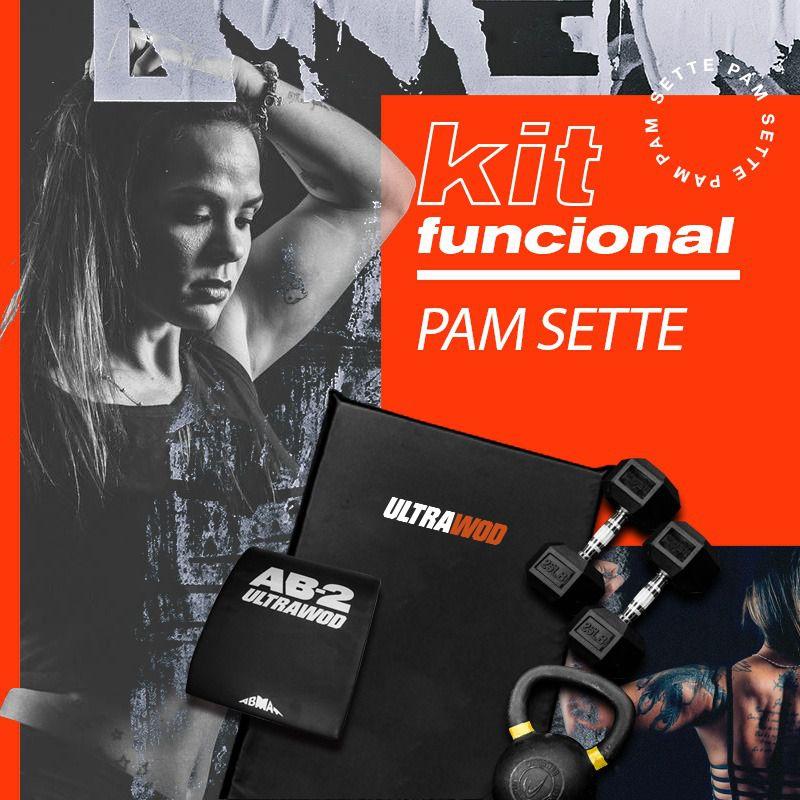 Kit Funcional PamSette UltraWod