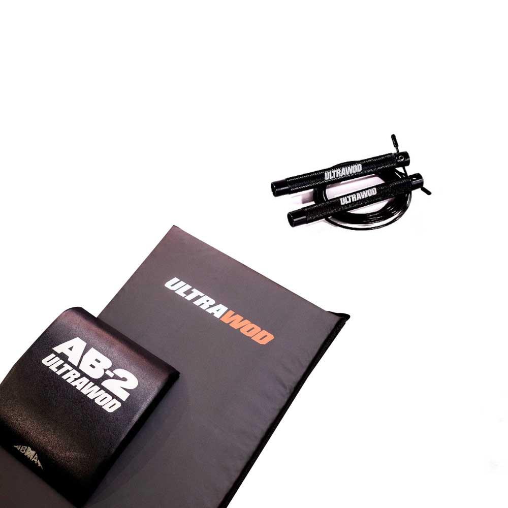Kit para Treino em Casa Cross Training Funcional UltraWod - 3 itens
