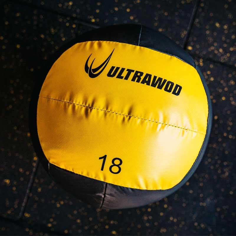 Medicine Ball CrossFit 18LB UltraWod Wall Ball