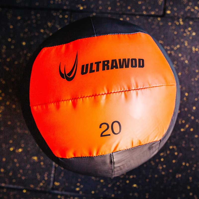 Medicine Ball CrossFit 20LB UltraWod Wall Ball