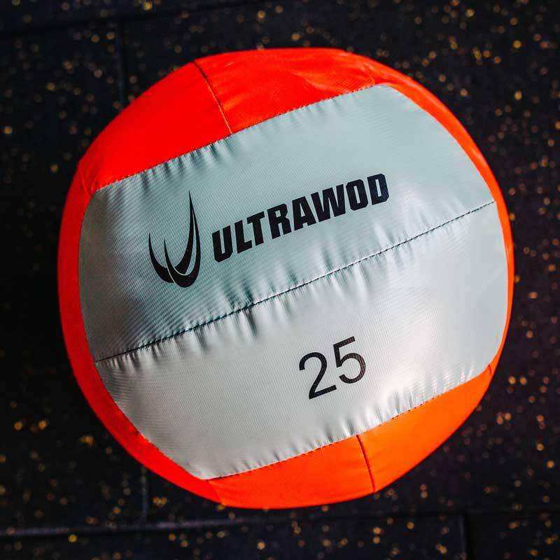 Medicine Ball CrossFit 25LB UltraWod Wall Ball