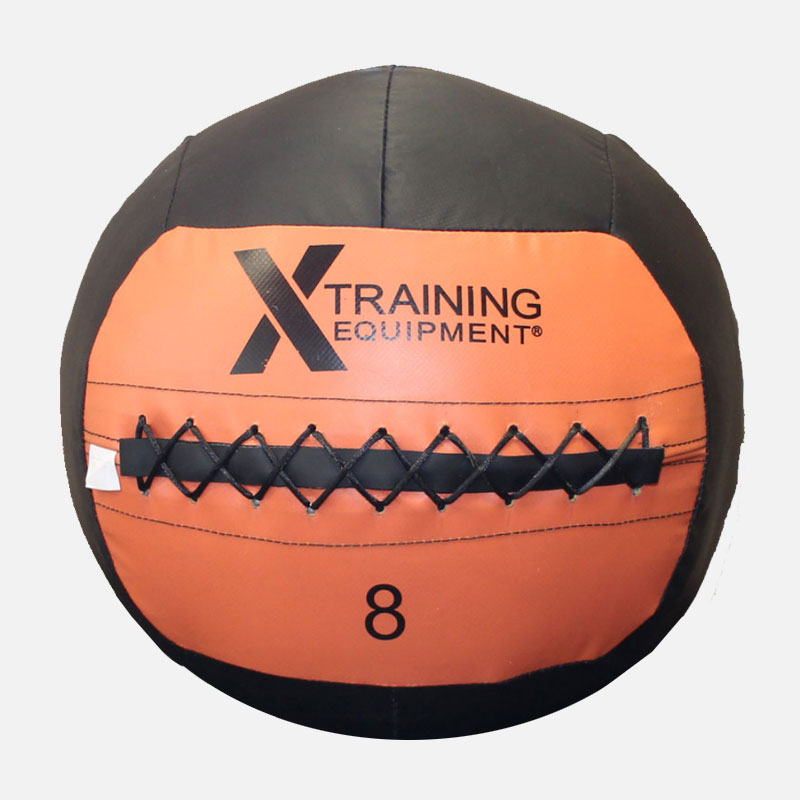 Medicine Ball - WallBall 8LB - X-Training Equipment