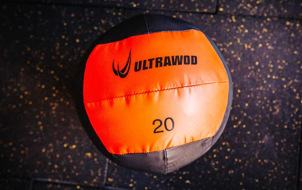 Medicine Balls UltraWod Wall Ball  - ULTRAWOD