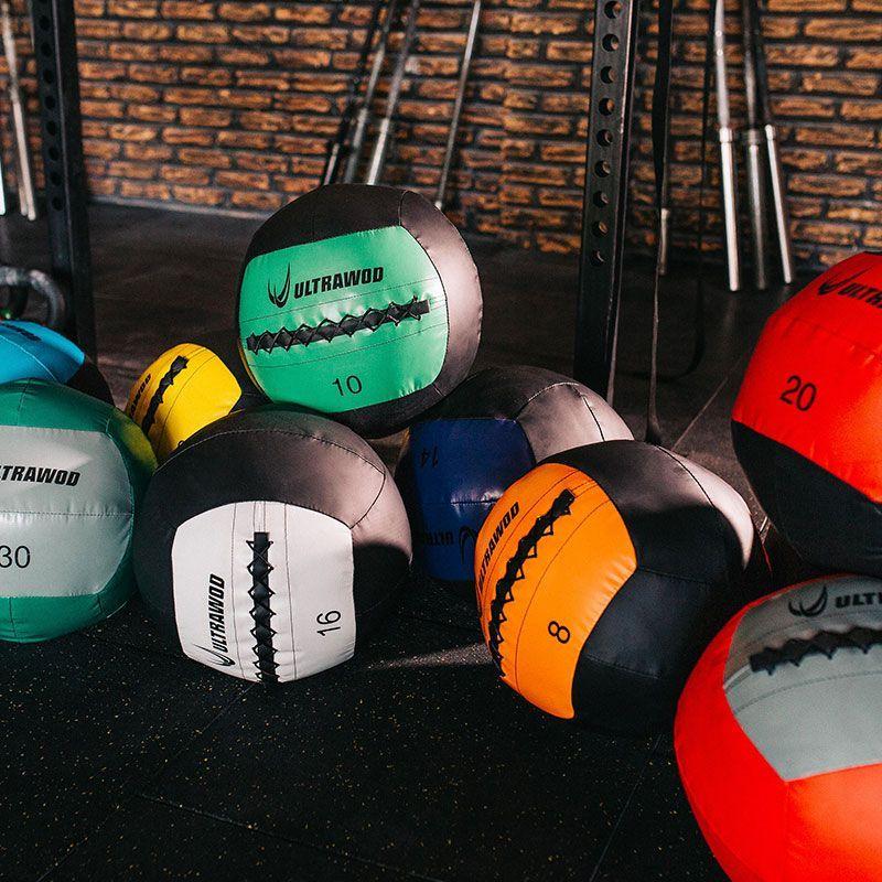 Medicine Balls UltraWod Wall Ball - Evento