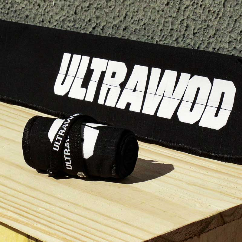 Munhequeira UltraWod Black & White
