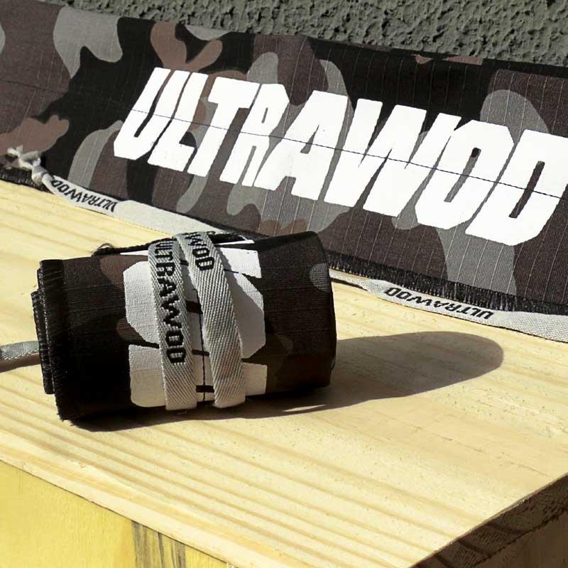 Munhequeira Camuflada Urban UltraWod