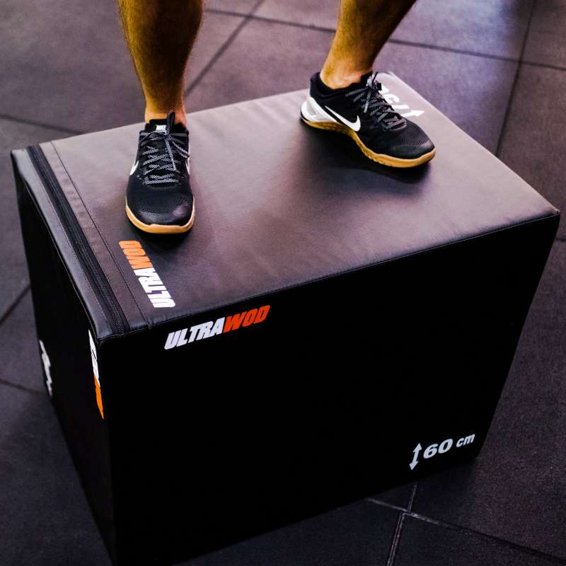 Plyo Box Acolchoada UltraWod