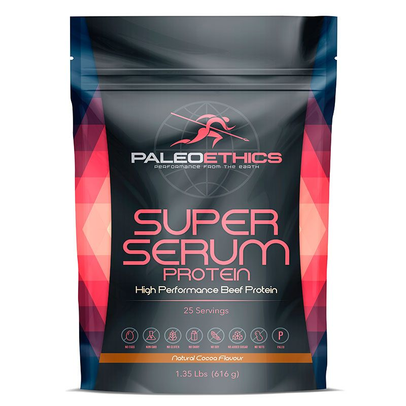 PROTEÍNA SUPER SERUM CHOCOLATE