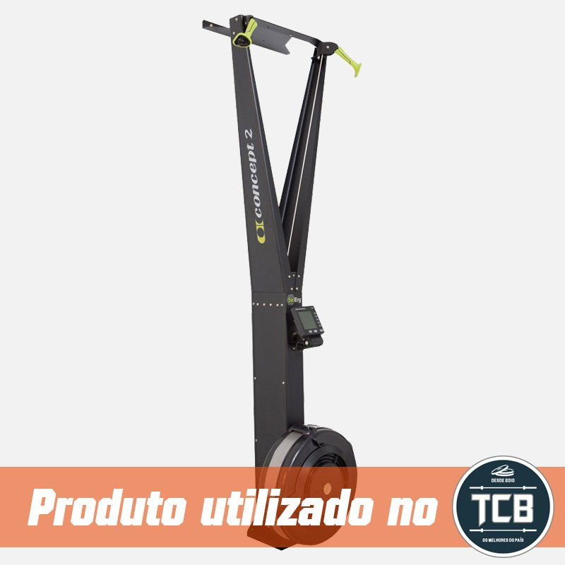 Skierg com Monitor PM5 - Concept2 TCB