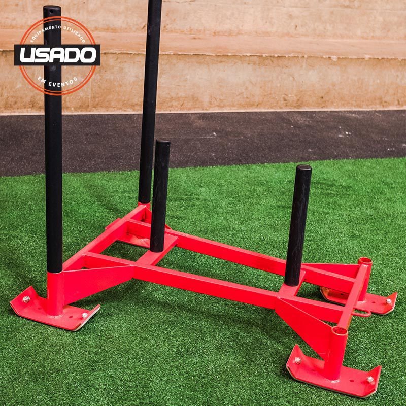 Sled Drive UltraWod - Evento