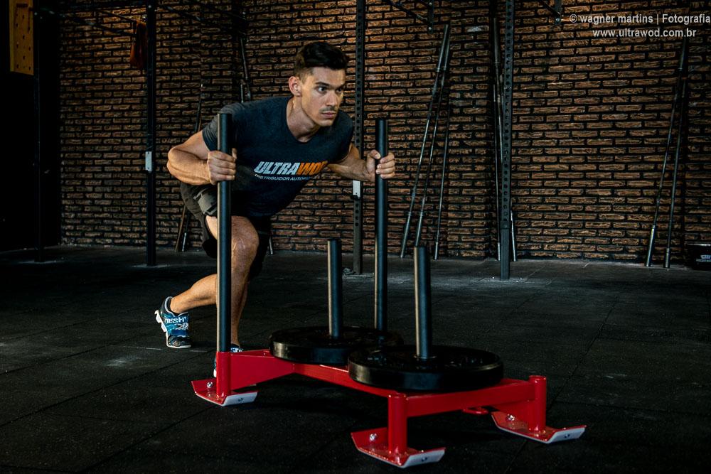 Sled para CrossFit - X-Training Equipment   - ULTRAWOD