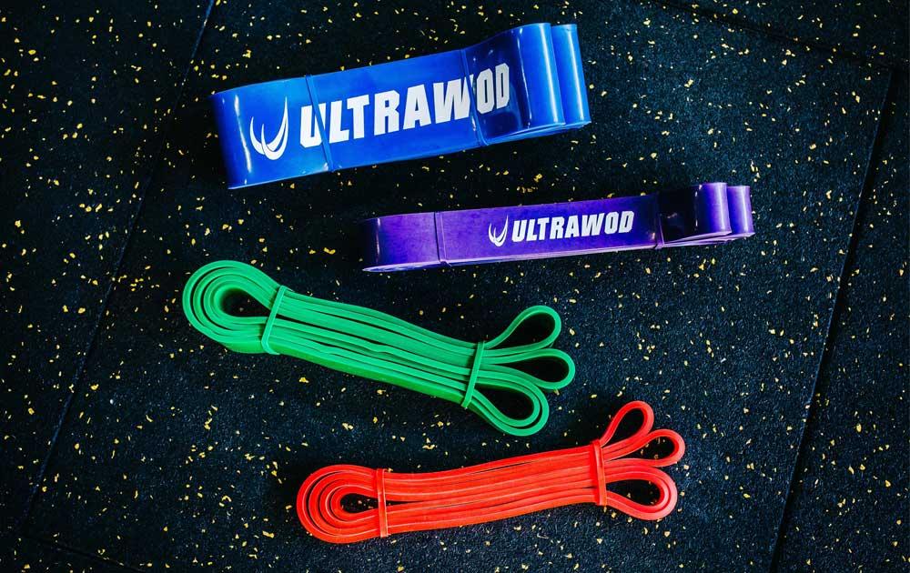 Strength Band UltraWod 13mm Vermelho  - ULTRAWOD