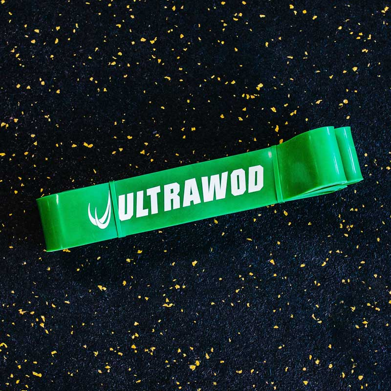 Strength Band UltraWod 44mm Verde