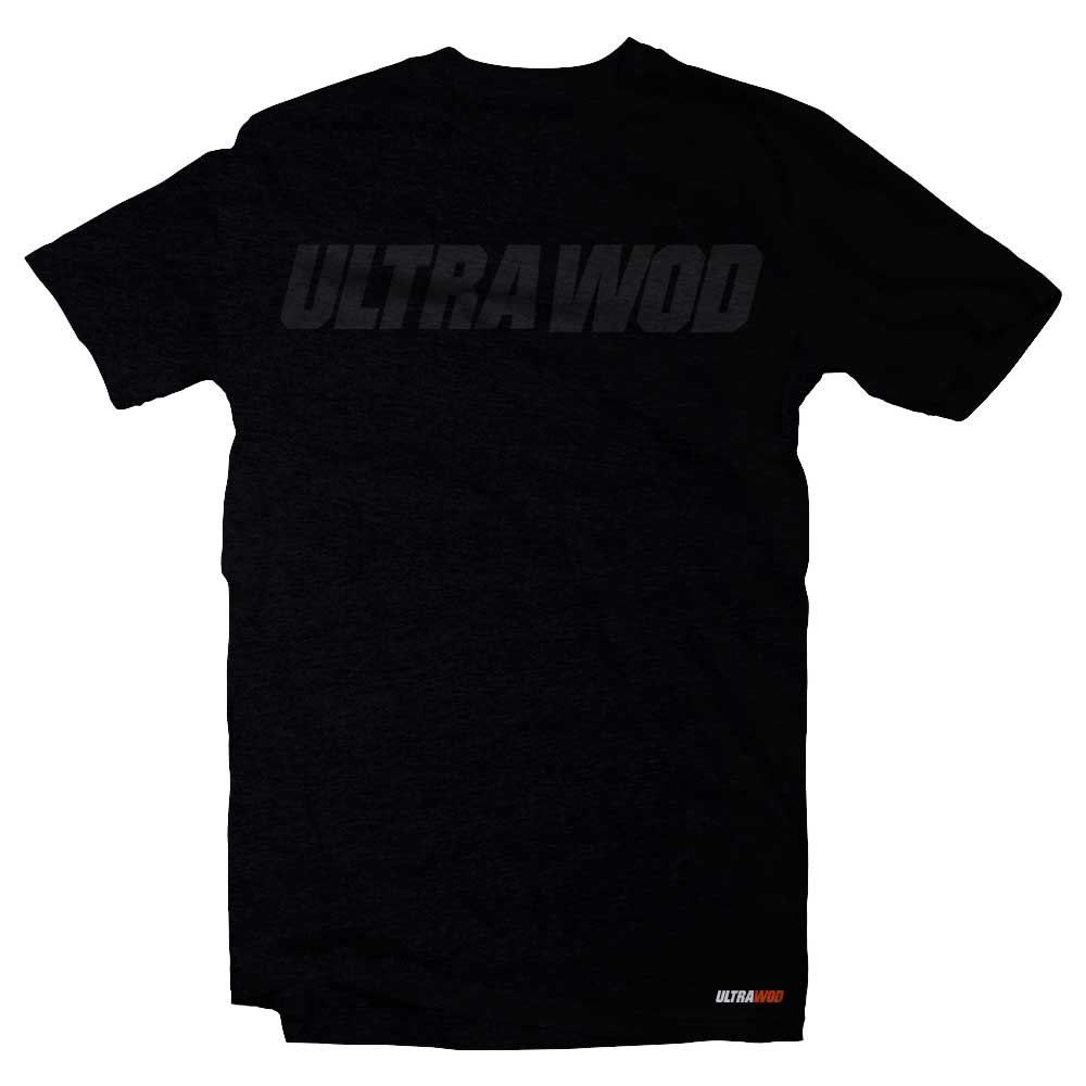 Camiseta UltraWod All Black Masculina