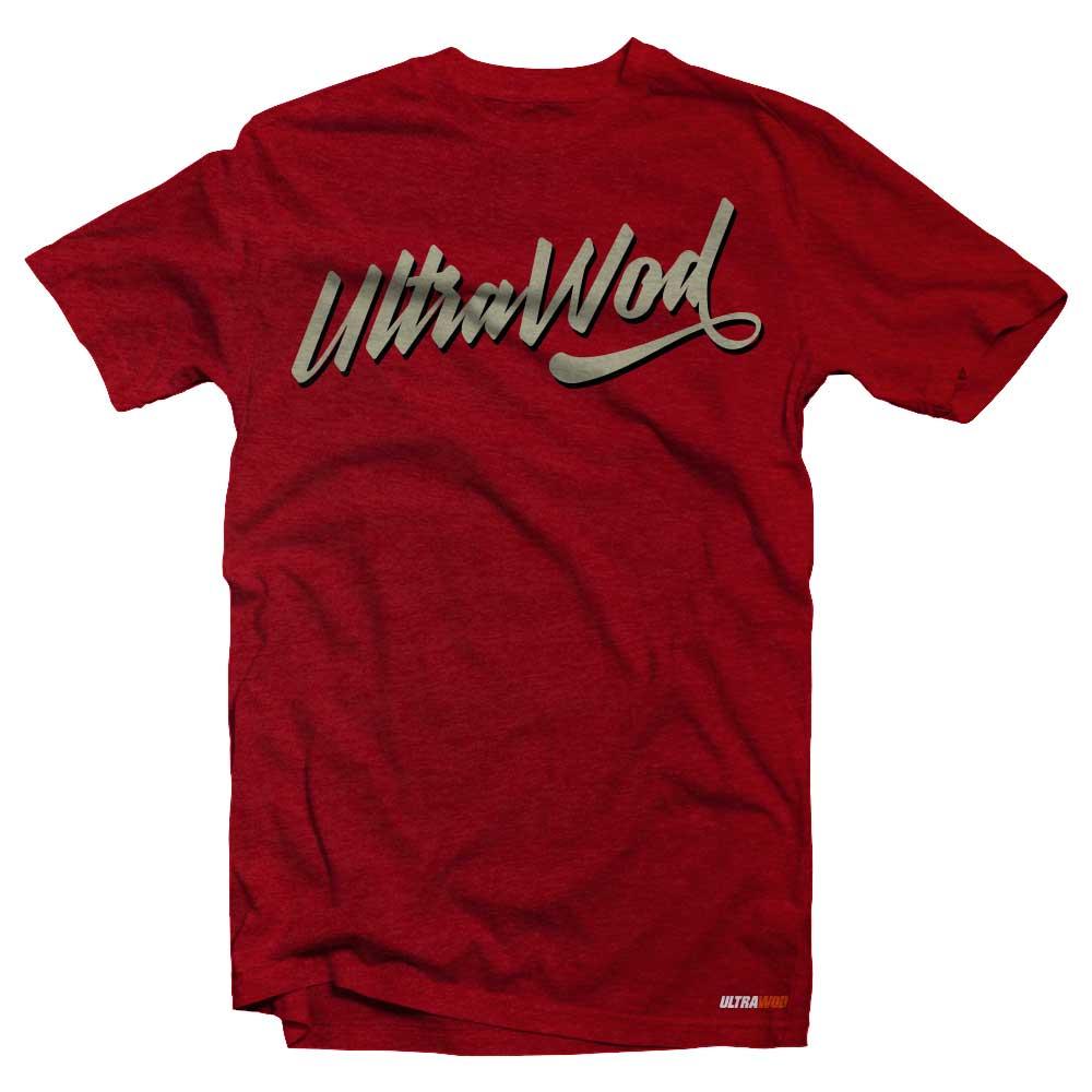 Camiseta UltraWod Vintage Masculina