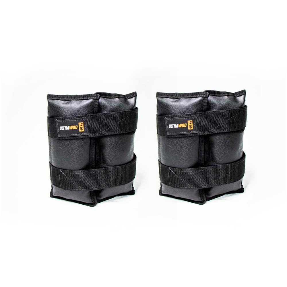 Tornozeleiras & Caneleiras de Peso 10KG UltraWod - Par