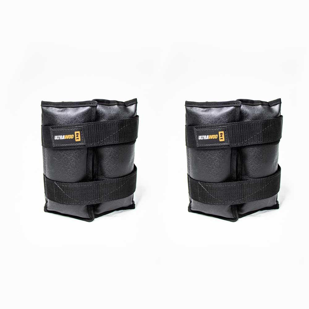 Tornozeleiras & Caneleiras de Peso 3,0KG UltraWod - Par