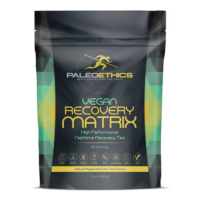 VEGAN RECOVERY MATRIX MENTA