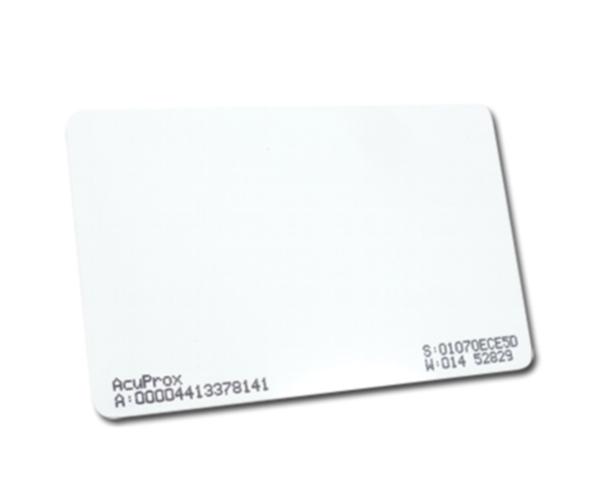 10 Cartões Acuprox ISO