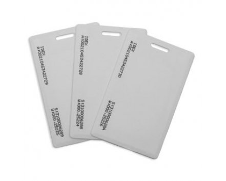 10 Cartões IDEX Clamshell
