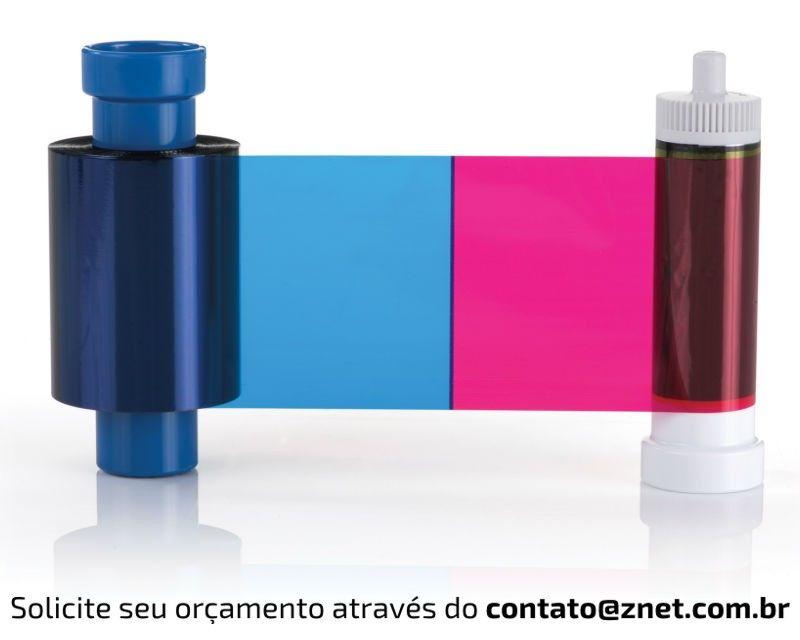 Ribbon EN1 300 impressões MA300YMCKO