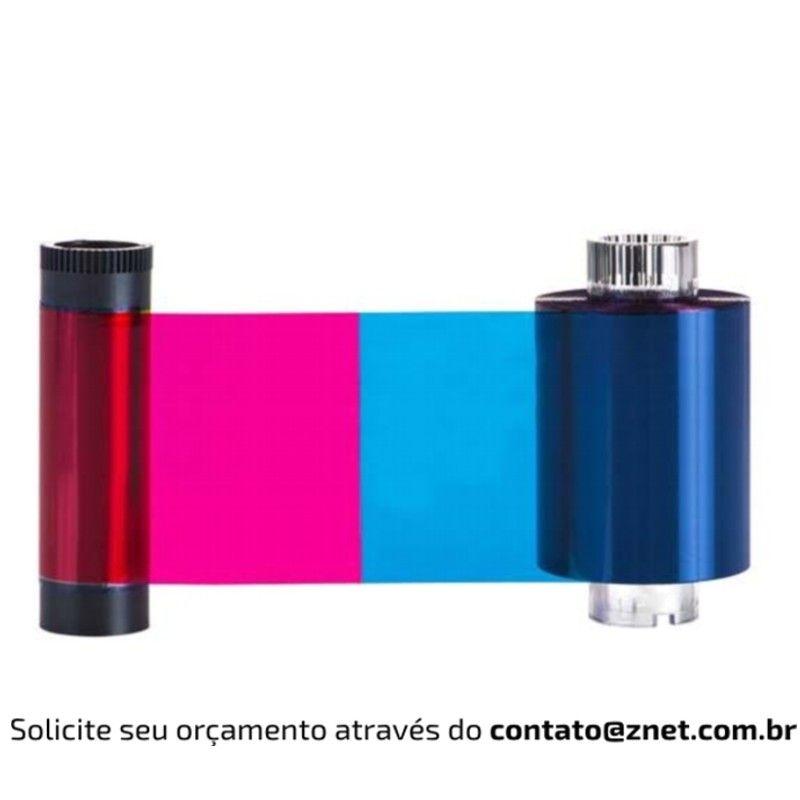Ribbon LC1 YMCKO 350 Impressões