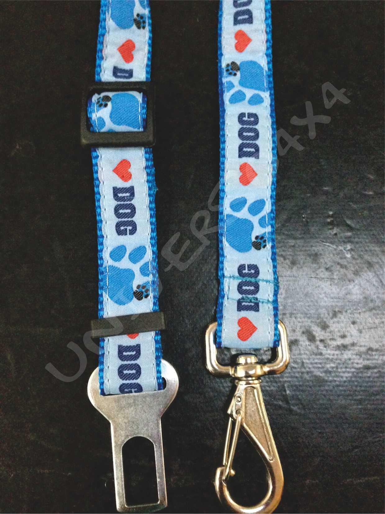 Adaptador Cinto De Segurança Cães Gatos Cachorro Ajustável 1 Metro M-190219
