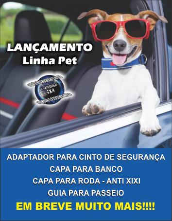 Adaptador Cinto De Segurança Cães Gatos Cachorro Ajustável 1 Metro M-210219