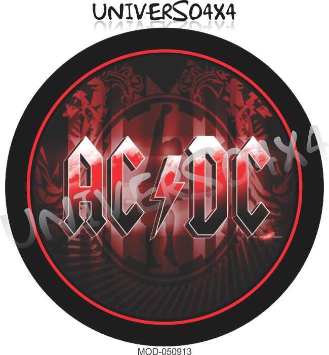 Capa Estepe ACDC M-050913