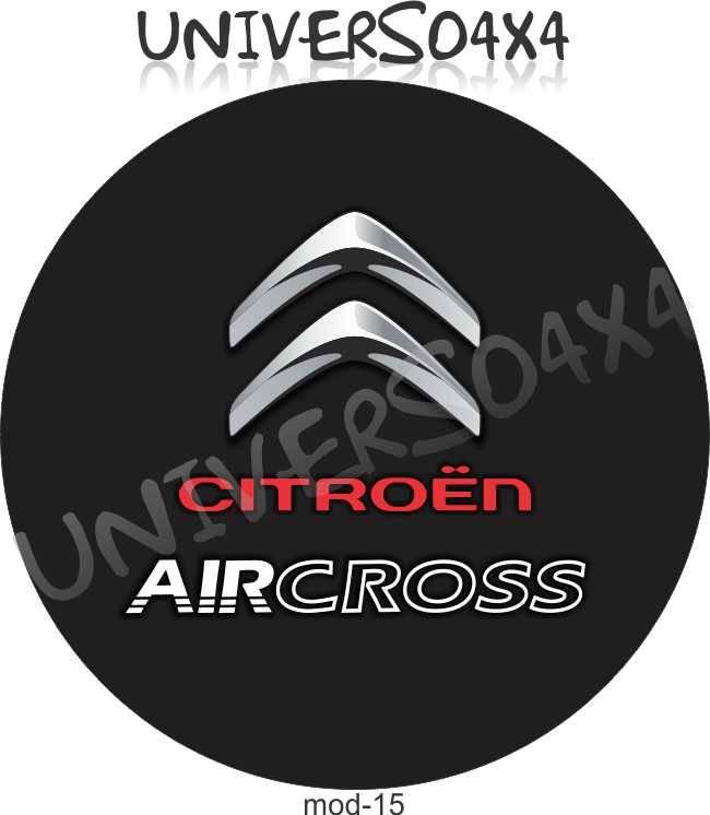 Capa Estepe Aircross 15