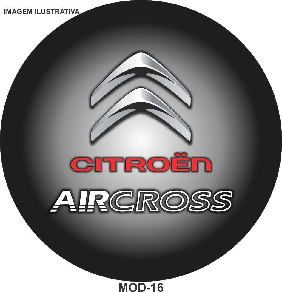 Capa Estepe Aircross 16