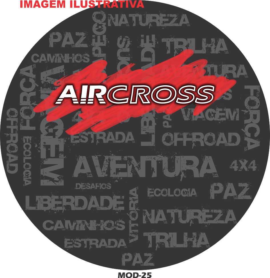 Capa Estepe Aircross M-25