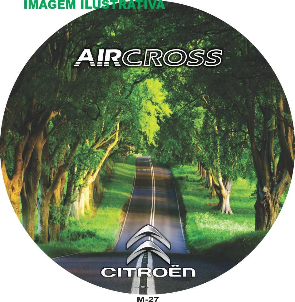 Capa Estepe Aircross M-27