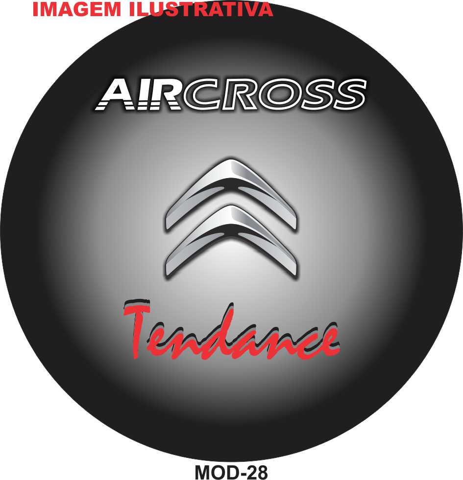 Capa Estepe Aircross Tendance 28