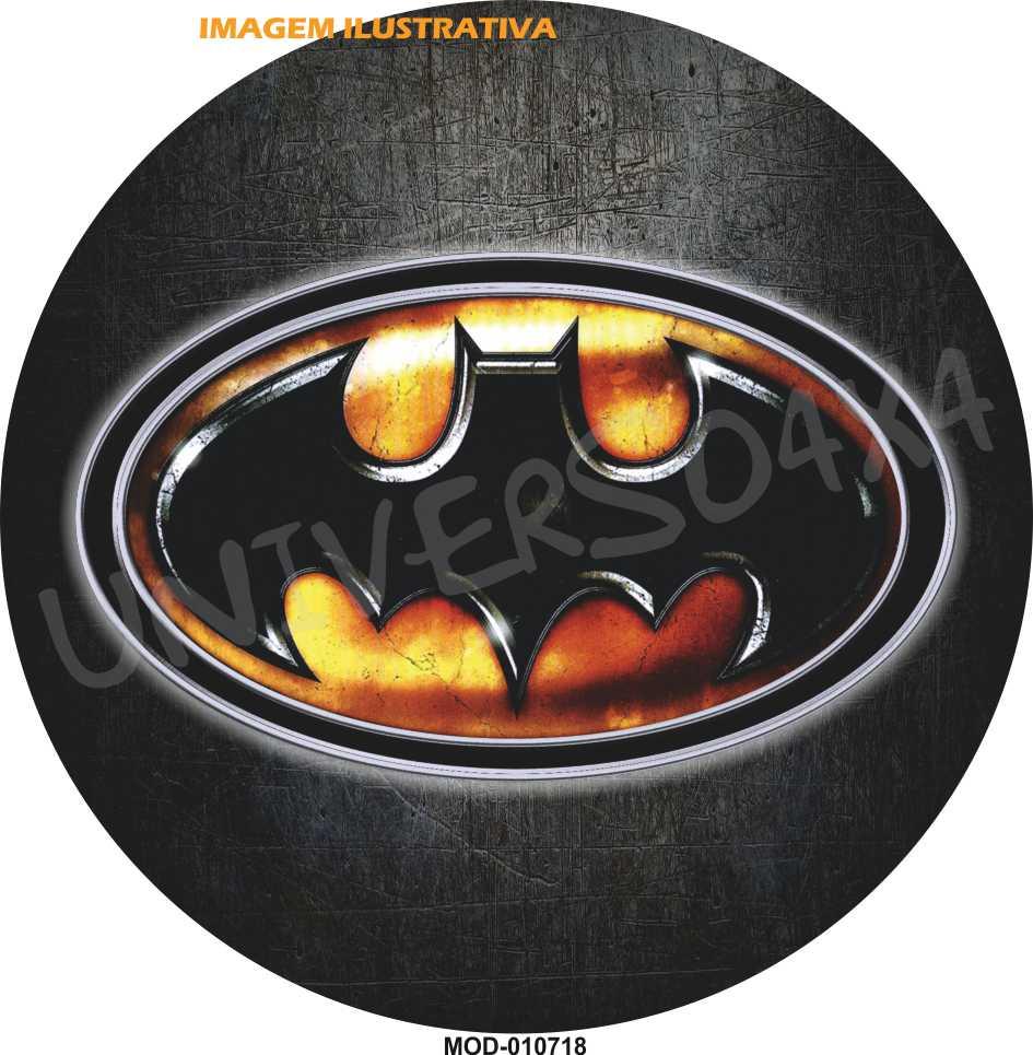 Capa Estepe Batman M-010718