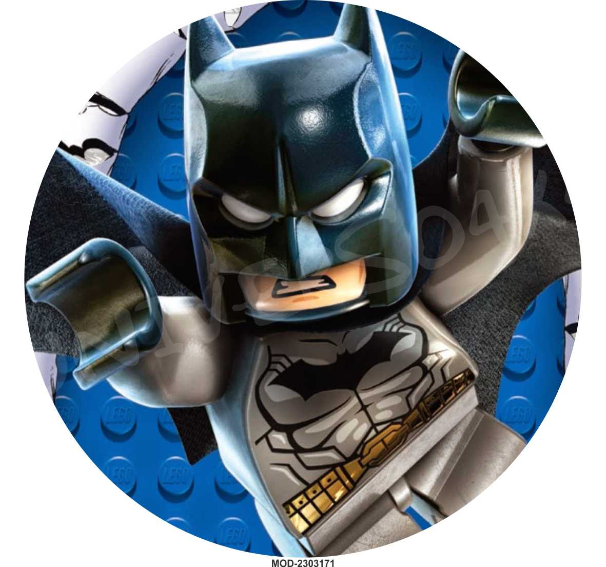 Capa Estepe Batman M-2303171