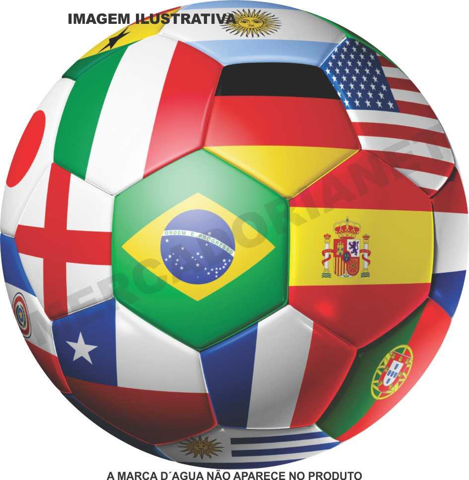 Capa Estepe Bola Copa do Mundo M-310518